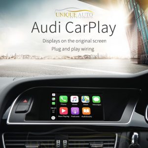 Wireless Audi A8/S8 D4 2011-2017 CarPlay Mirroring Interface