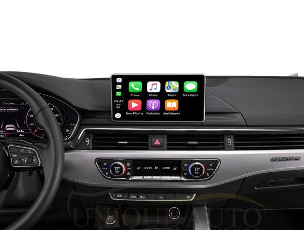 Wireless CarPlay retrofit kits Audi A4 A5 S5 Q2 Q5 Q7 (B9)