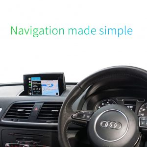 Audi CarPlay Kits Archives - Unique Auto Developments