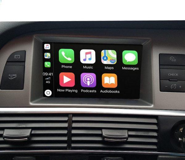 Wireless Carplay Retrofit Kit Audi Q7 2012 2015 Carplay Gps Mmi