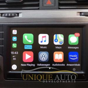 Wireless CarPlay Navigation Interface Audi A6 A7 2011-2018