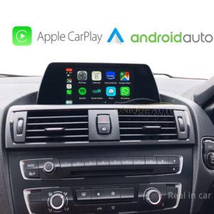 Wireless Apple CarPlay Retrofit Kit Audi Q3 2011-2018