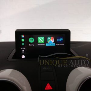 wireless carplay retrofit for audi a3 8v 2013 17 gps mmi. Black Bedroom Furniture Sets. Home Design Ideas