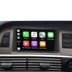 wireless apple carplay retrofit kit audi q3 2011 2018. Black Bedroom Furniture Sets. Home Design Ideas